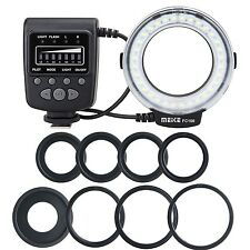 Meike FC-100 Macro Ring Flash/Light for Canon EOS 650D 600D 60D 7D 550D 1100D