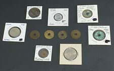 Antique Chinese Coin Lot