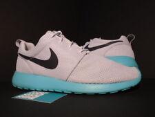 Nike ROSHE RUN ROSHERUN WOLF PLATINUM GREY BLACK CALYPSO GREEN 511881-013 10.5