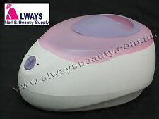 4L Paraffin Wax Warmer Heater With Brush For Manicure Pedicure Aussie Seller