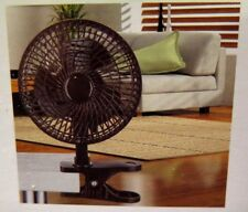 COOL Living Solutions 6 Inch 2 in 1 Clip Fan  2 Speed Table or Clip Option BLACK