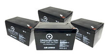X-Treme Xb-508 Battery Kit, Also Fits Xb-500 and X-Treme Xb-502 Models