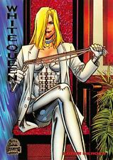 WHITE QUEEN / Marvel Universe Series 5 (1994) BASE Trading Card #123