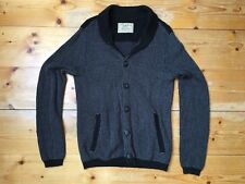 GUESS Jeans - Herrenweste Strick Weste Cardigan Strickjacke Jacket  - Gr.S=46/48
