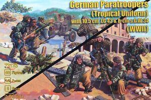 MARS German Paratroopers WW2 72123