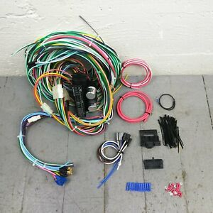 1959 - 62 Ford Fairlane and Fairlane 500 Wire Harness Upgrade Kit fits painless