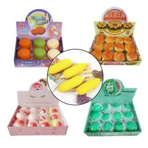 1x Emulate Moon Cake Unzip Puzzle Toy For Home Kitchen Party Prop U0C7