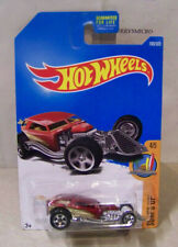 HOT WHEELS SURF'S UP SERIES SURF CRATE IN RED #4/5 OR #100/365