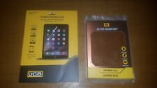 CAT Active Signature Apple iPad Mini 123 Leather Case + JCB Screen Protector