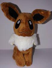 "6"" Pokemon Eevee Pocket Monster Plush Toy Stuffed Doll Gift"