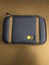 Case Logic PHDC-1 Compact Portable Hard Drive Case (Blue) HDD Carrier
