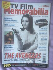 TV FILM MEMORABILIA MAGAZINE -THE AVENGERS