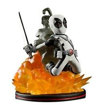 Marvel Q FIG Quantum Mechanix Deadpool X Force Variant Figure Lootcrate New Gift