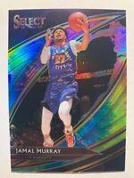 2019-20 Select Jamal Murray Tie Dye SP Card /25