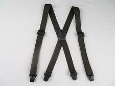 "SureKlip Suspenders 1-1/2"", Heavy Duty Composite Clips, 12 Colors, TSA FRIENDLY"