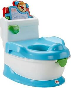 Fisher-Price Puppy Potty Training Seat with Book GCY11