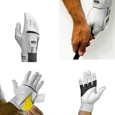 SKLZ Smart Golf Glove Rick Smith Small For Training Swing Aid Leather Right Hand