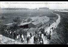 TOURS (37) CABANE BAMBOU / Lieu de CRIME , Meurtre de Mme DEBLAIS en 1908