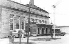 F49/ Newark Ohio RPPC Postcard REPRINT c1960s Post Office Building 4
