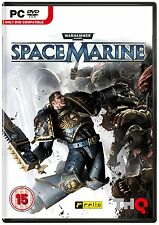 Warhammer 40,000: Space Marine PC 100% Brand New