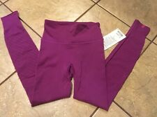 New Lululemon Enlighten Tight Leggings seamLess High Rise REGP Purple S small