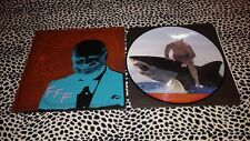 SEXY PRISON LP PICTURE DISC 260/325 MADE MAYYERS BRAINBOMBS PUNK SILKSCREENED