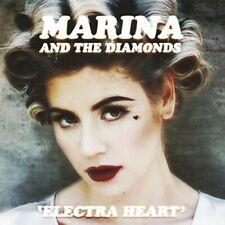 MARINA AND THE DIAMONDS - ELECTRA HEART 2 VINYL LP NEW
