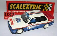 SCALEXTRIC SPAIN ALTAYA RALLYES  MITICOS  BMW M3 #10 XXXI TOUR DE CORSE BEGUIN