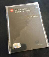 Orig. Leica Display Schutzfolie SL (Typ 601) 16046 NEUWARE - sofort lieferbar!