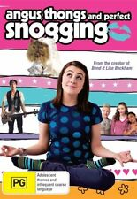 Angus, Thongs and Perfect Snogging (DVD, 2009) R4 PAL NEW FREE POST