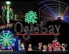 West Virginia - Wheeling - OGLEBAY FESTIVAL OF LIGHTS - Flexible Fridge MAGNET