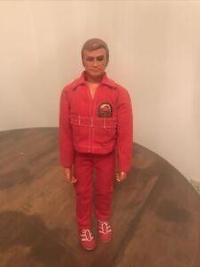 1973 The Six Million Dollar Man Steve Austin Action Figure w/ Bionic Eye
