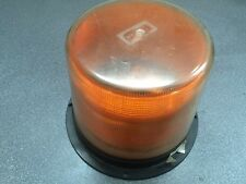 "FEDERAL SIGNAL LARGE 10 1/2"" Emergency  Strobe Light Forklift Escort Bright!"