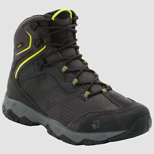 Jack Wolfskin Rock Hunter Texapore Low Men Gr. 10=44,5 Herren Schuhe lime green