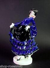 schöne Spanische Tänzerin - Goldscheider / Keramos