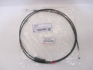 LEXUS OEM FACTORY HOOD RELEASE CABLE 2004-2009 RX330 RX350