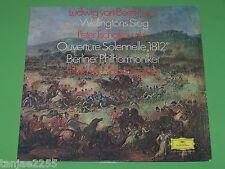 BEETHOVEN/Tchaïkovski-Karajan-Wellingtons victoire # - DGG club LP