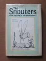 THE SNOUTERS by Harald Stumpke - 1st HCDJ 1967  - LIFE OF THE RHINOGRADES