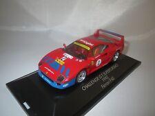 "HERPA 180573   Ferrari F40  ""Challenge G.T. Superturismo 1992 #2""  1:43  OVP !"