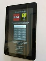 """RCA Voyager III 7"""" 16GB Tablet Android Black RCT6973W43 Voyager3 Tab"""