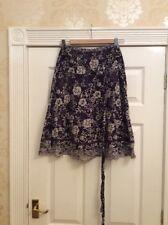 White Stuff Ladies Skirt 100% Cotton Uk 10 Vgc (0)