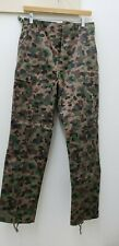 Austrian Military Issued Camo Pants-NEW-M