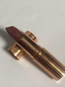 Charlotte Tilbury Matte Revolution Lipstick Pillow Talk 2 Med Full SIZE 3.5g,