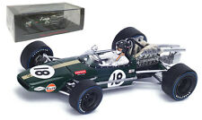 Spark S4779 Brabham BT24 #18 Dutch GP 1968 - Dan Gurney 1/43 Scale