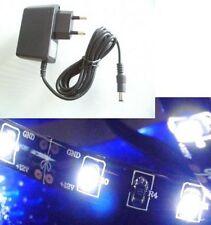 LED Band Streifen kaltweiß 1m SET 60x3528 SMD LED weiss IP63 mit Netzteil #4881