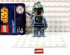 LEGO Star Wars BOBA FETT Minifigure Keyring Brand New with Tag UK SELLER Gift