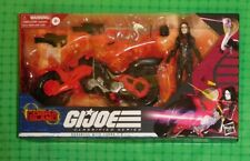2020 - G.I. Joe - Classified Series - Baroness with Cobra COIL Motorcycle