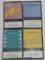 paraliminal tapes lot of 4 cassettes.learning strategies corporation MN