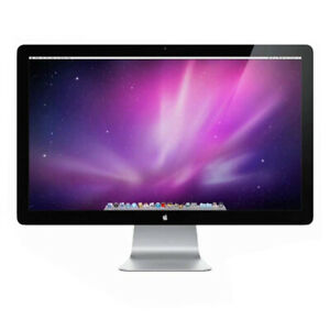 "Apple 27"" Cinema Display MC007ZM/A 16:9 LED LCD IPS Monitor B-WARE #2748"