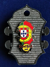 Hard Rock Cafe Porto (Portugal) Headstock Flag Series Pin